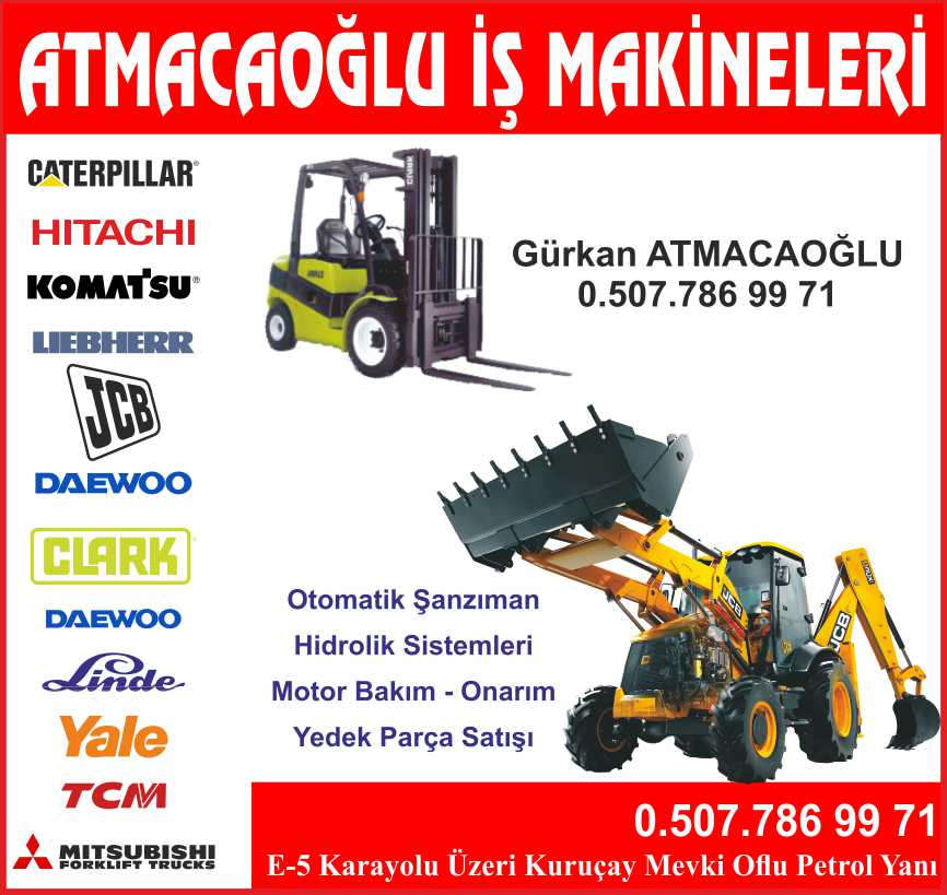 is-makinalari-bolu